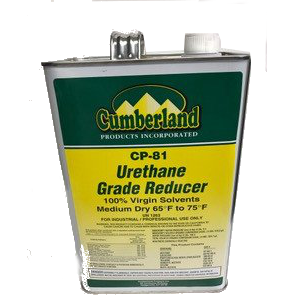 Urethane Grade Reducer, Medium, CP-81 -
