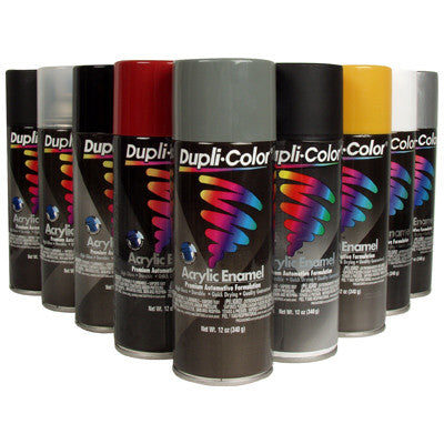DupliColor General Purpose Acrylic Enamel - 12 oz. -