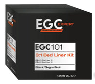 UPOL EGC 101 FAST CURE TRUCK BEDLINER BLACK - w/ FREE Aplication Kit -