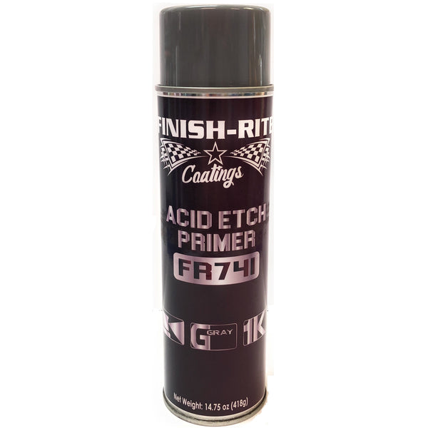 Finish-Rite Acid Etch Primer 15oz Aerosol Can - Jerzyautopaint.com