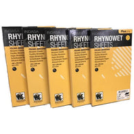 INDASA RHYNOWET Abrasive Sheets (Pack of 5) -