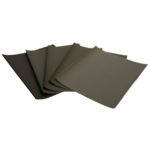 80pc Sand Papers with 4 Scuff Pads 320/400/600/800/1000/1200/1500/2000 Grit - Jerzyautopaint.com