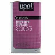 U-pol Solvent Based Slow Panel Wipe & Degreaser 5 Liter, UP2022 -