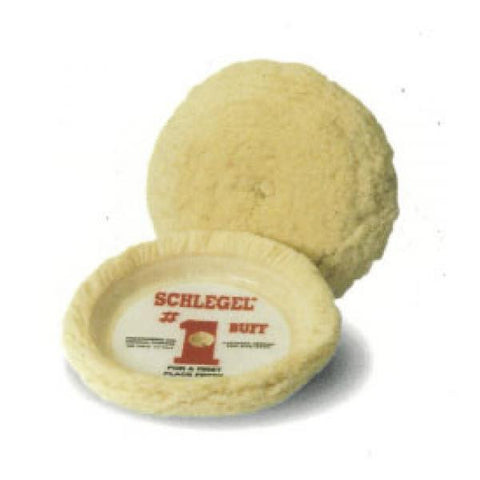 Schlegel Fast Change Velcro Cutting and Compounding Pad - 175C -