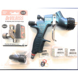 Devilbiss Tekna Prolite Spray Gun Kit 1.2 1.3 1.4 tips Regulator 304513 Special Edition -