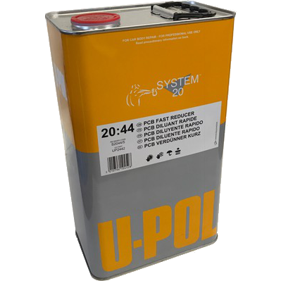 U-Pol Urethane Reducer, Fast, 5L, UP2442