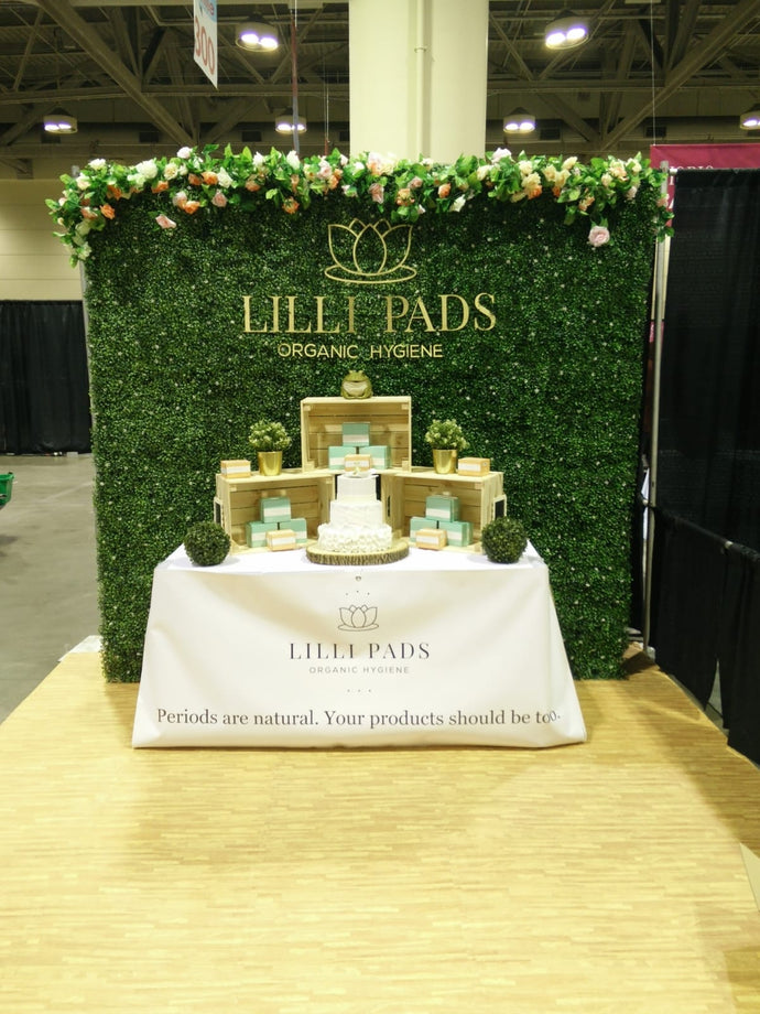 6 Learning Lessons from our First Trade Show
