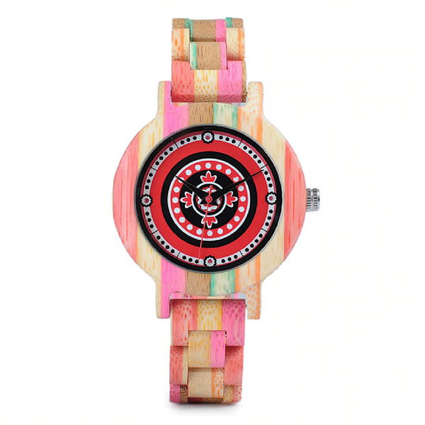 Citra - Bamboo Watch