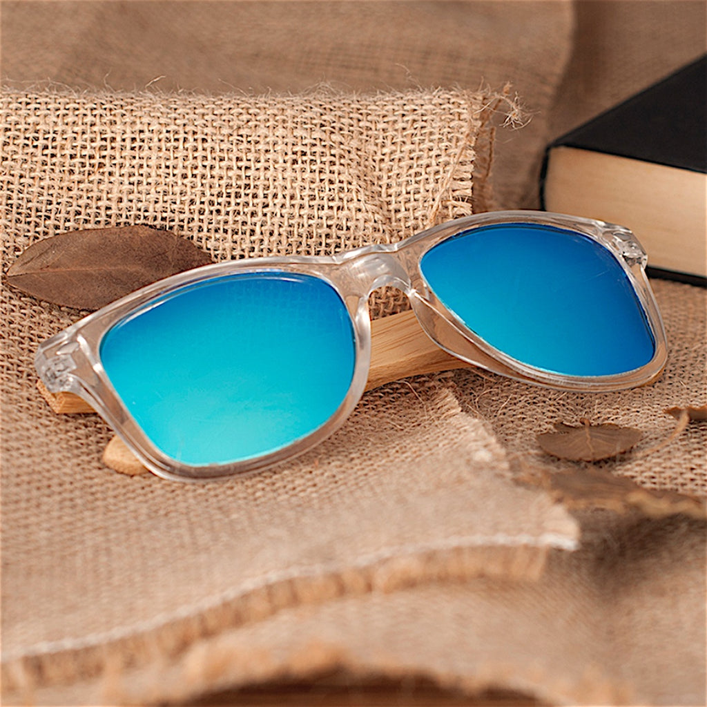 Nishat - Bamboo Sunglasses - 359° Watches