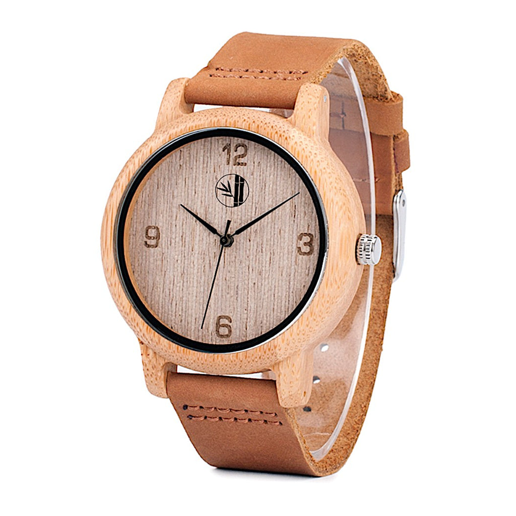Alya - Bamboo Watch - 359° Watches
