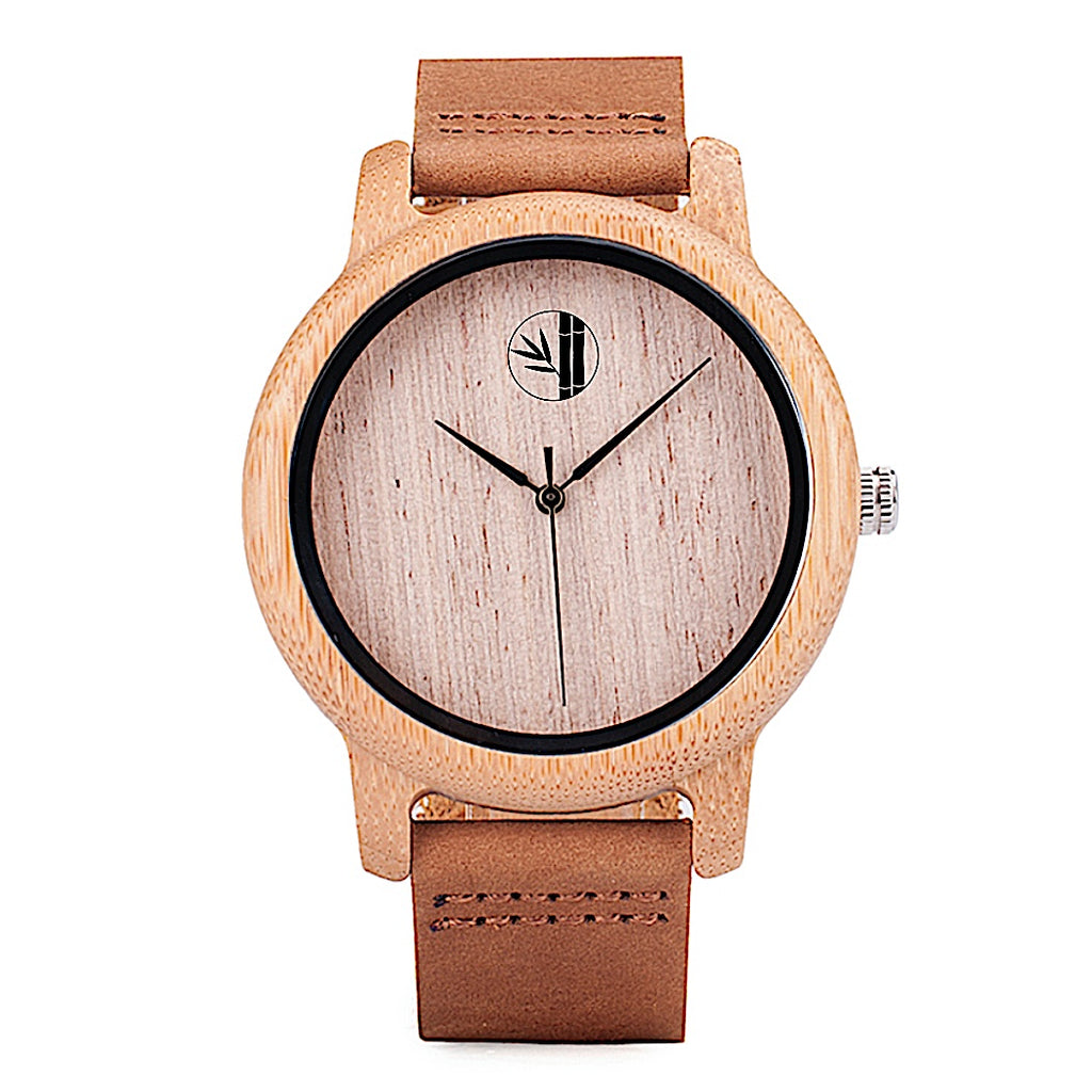 Amir - Bamboo Watch - 359° Watches