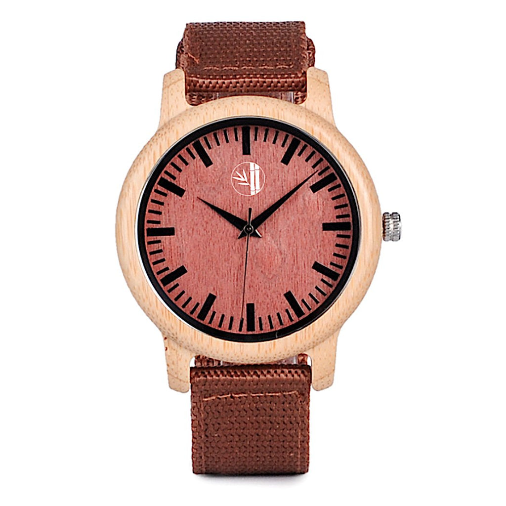 Cinta - Bamboo Watch - 359° Watches