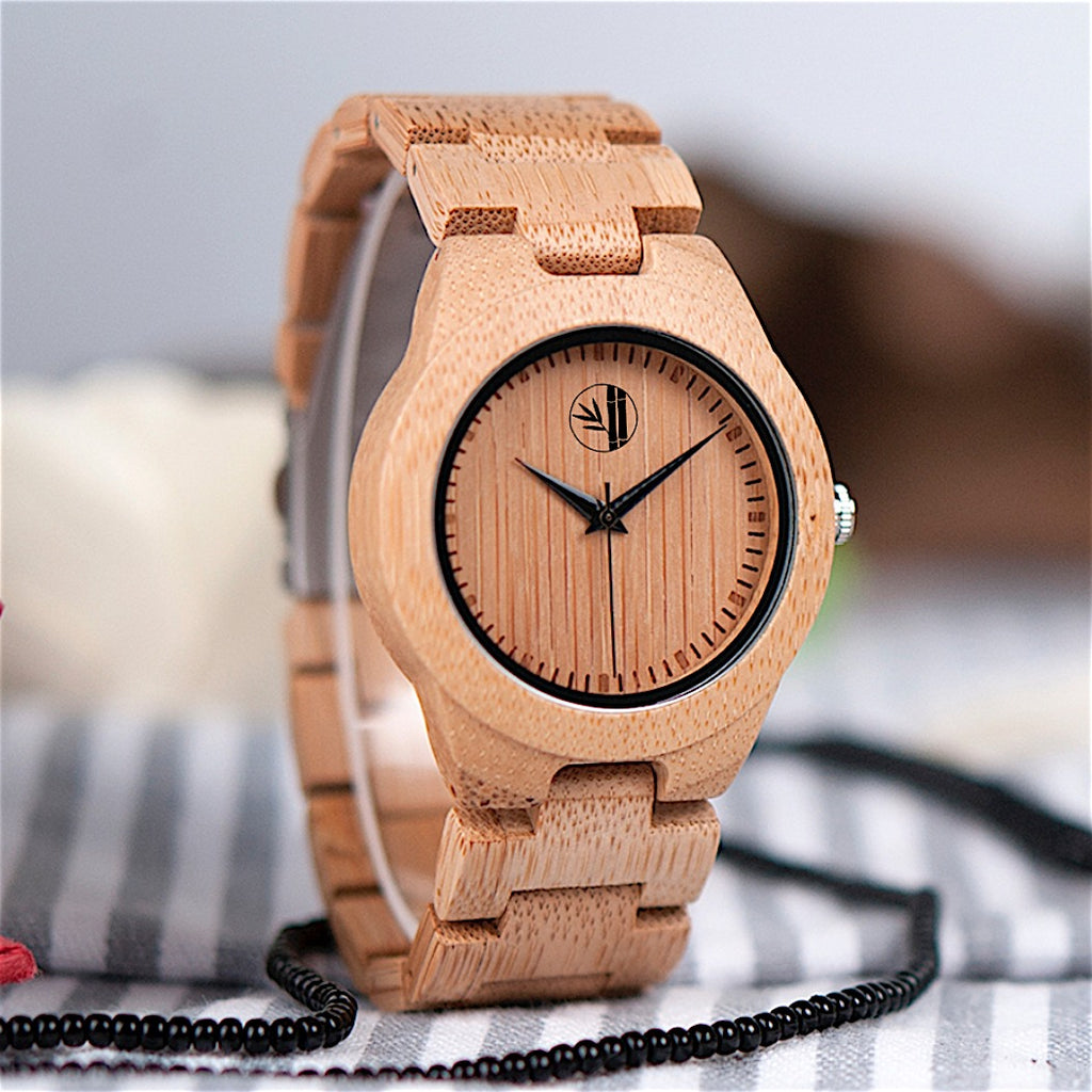 Dian - Bamboo Watch - 359° Watches
