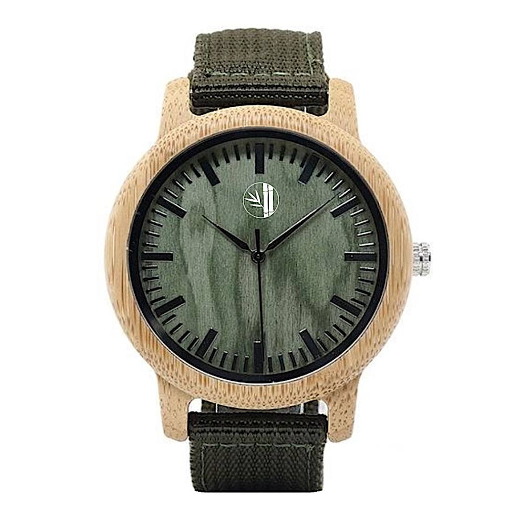 Eka - Bamboo Watch - 359° Watches