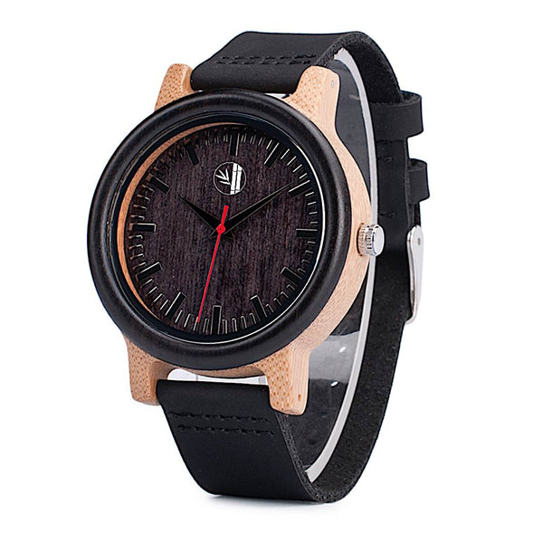 Faruq - Bamboo Watch - 359° Watches