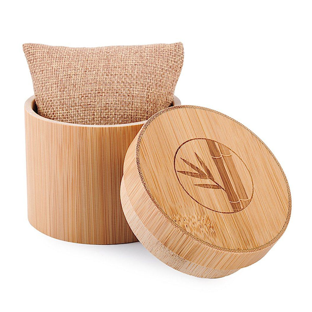 Hasan - Bamboo Watch - 359° Watches