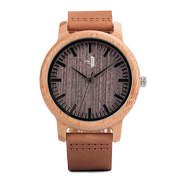 Iman - Bamboo Watch - 359° Watches
