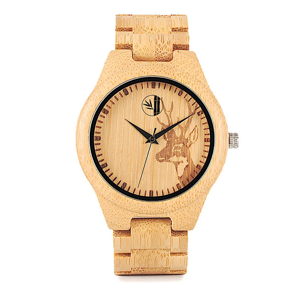 Indah - Bamboo Watch - 359° Watches