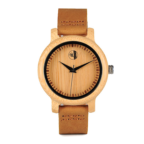 Kasih - Bamboo Watch - 359° Watches