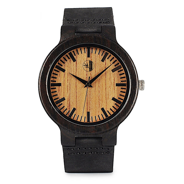 Kuwat - Bamboo Watch - 359° Watches
