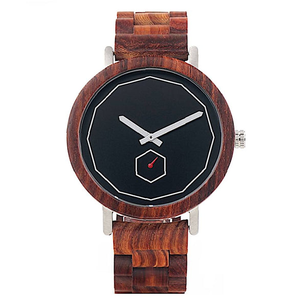 Wibawa - Bamboo Watch - 359° Watches