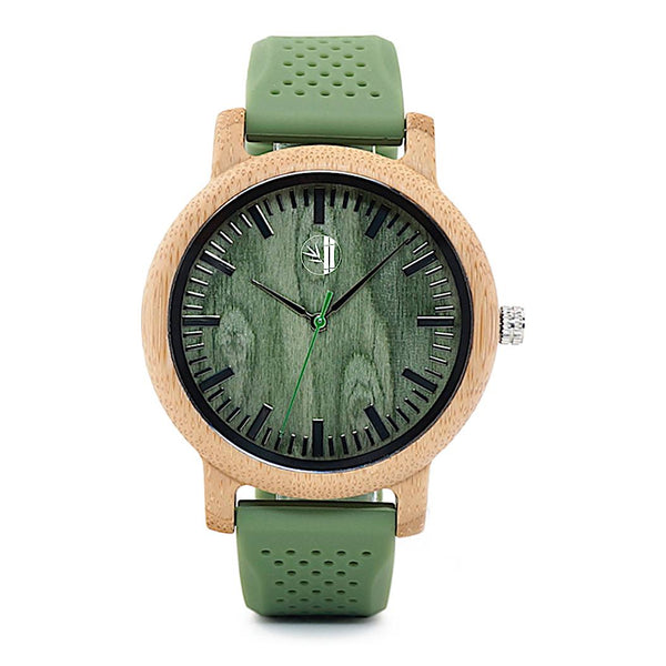 Mahavira - Bamboo Watch - 359° Watches