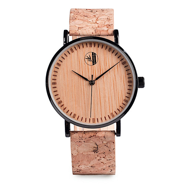 Mahsa - Bamboo Watch - 359° Watches