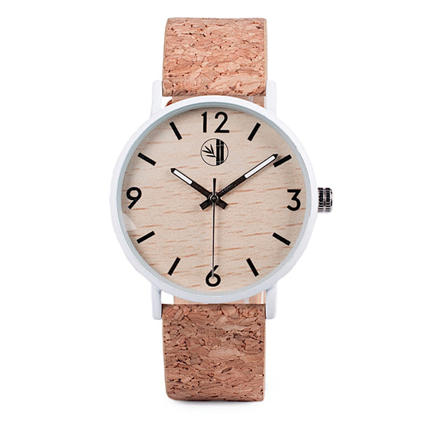 Namrata - Bamboo Watch - 359° Watches