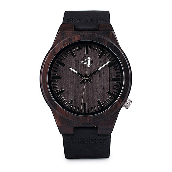 Raja - Bamboo Watch - 359° Watches