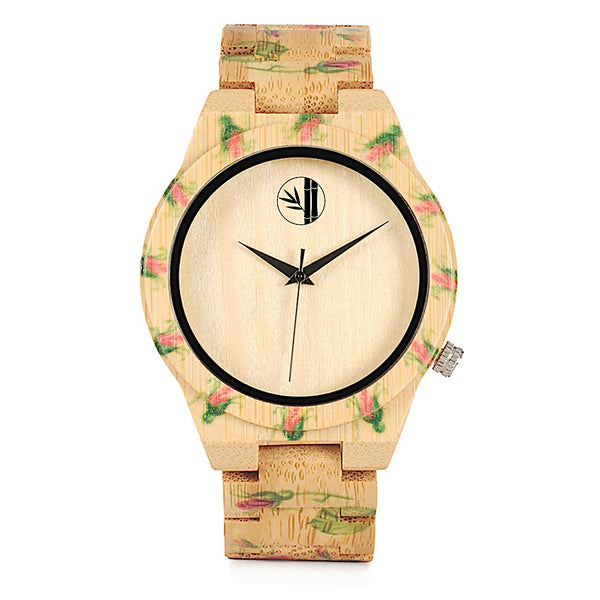 Rajani - Bamboo Watch - 359° Watches