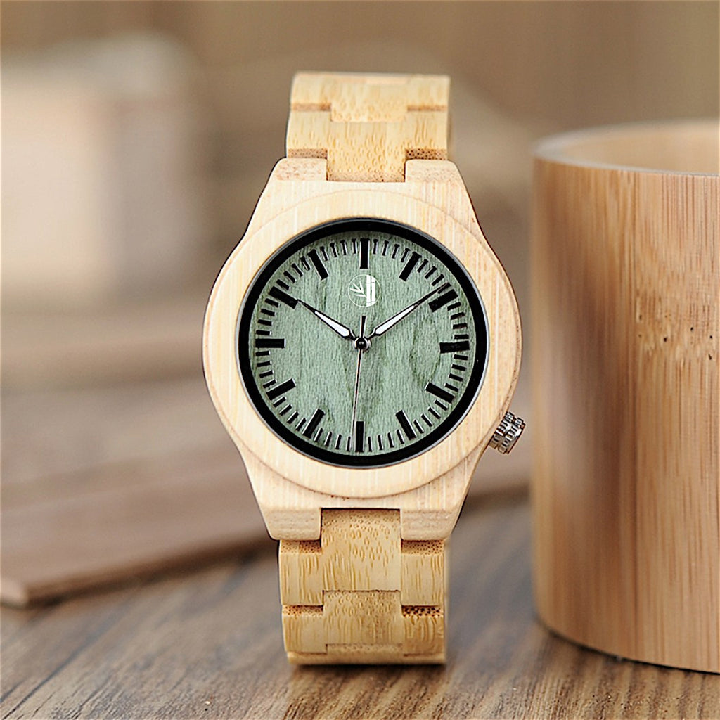 Sarita - Bamboo Watch - 359° Watches