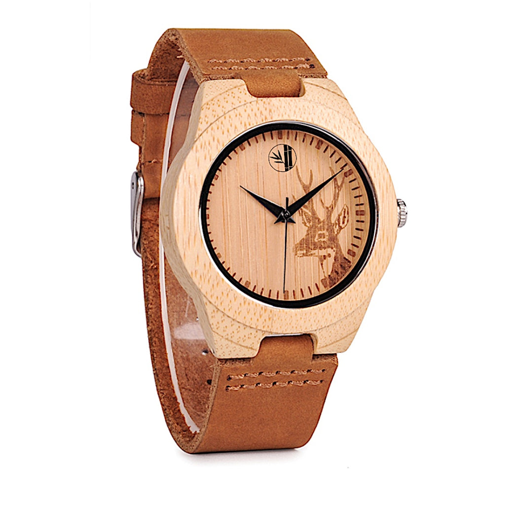 Wayana - Bamboo Watch - 359° Watches