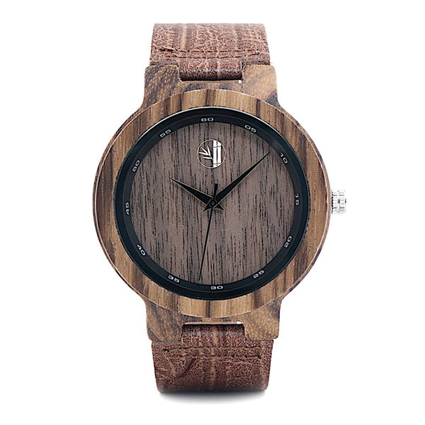 Yuda - Bamboo Watch - 359° Watches