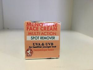 2x MENOTONE ANTI-SPOT FACE CREAM
