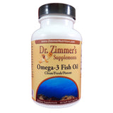 Dr. Zimmer's Omega-3 Fish Oil Lemon/Lime