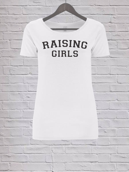Raising Girls Tee