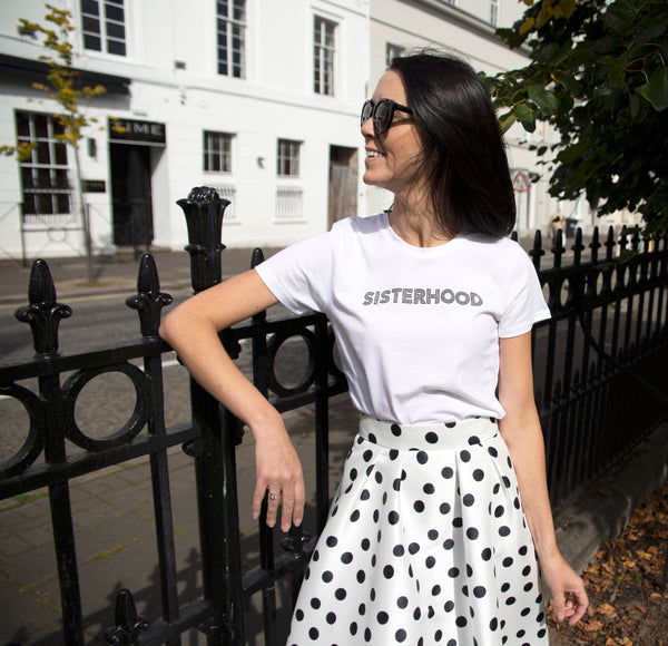 NEW Sisterhood Tee (in aid of Equality Now)