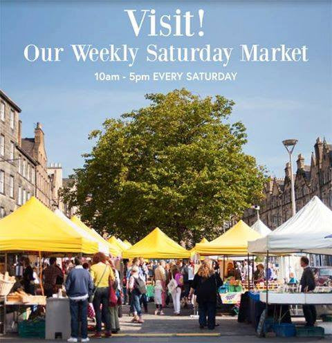 Weekly market for artisan food, crafts and vintage brick - a - brack