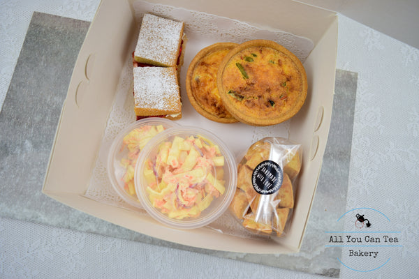 Lunch Box, Pick Nick Box, Edible Gift