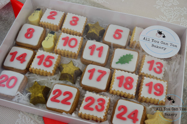 Edible Advent Calendar