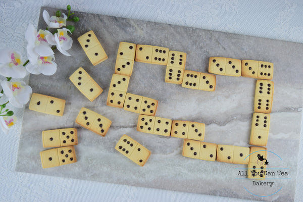 Domino Shortbread