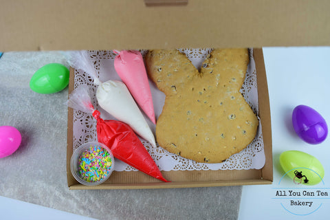 Giant Easter Cookie Decorating Kit