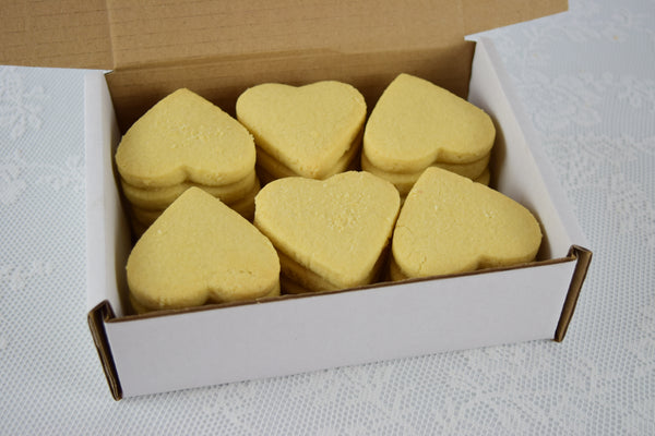 Love Heart Shortbread