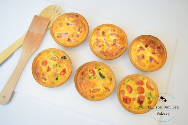 Pack of Mini Quiches