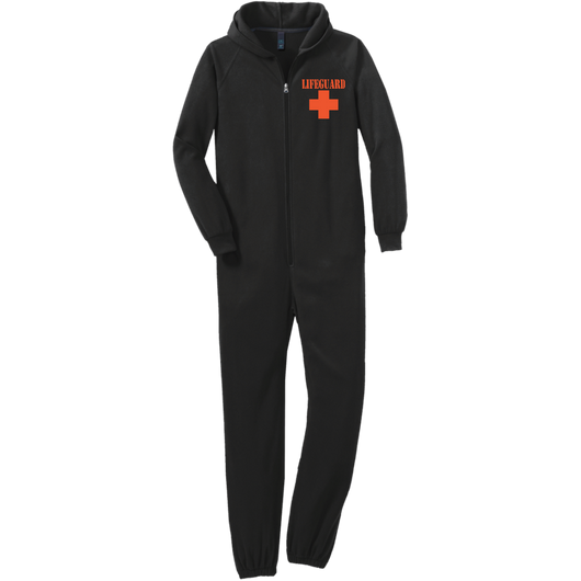 Fleece Onesie