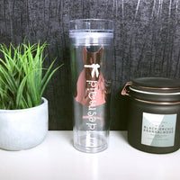 Rose Gold Bridemaid Tumbler