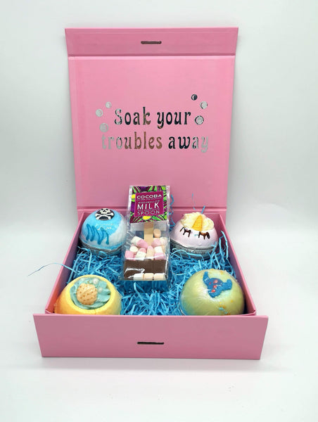 The Choc n Bath Box