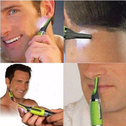 Precision Facial Hair Trimmer - AS SEEN ON TV - MoonPitch