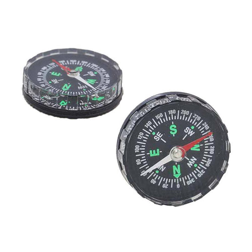 1pcs Outdoor camping Compass with emergency survival Climbing Camping survival equipment #XTJ - MoonPitch