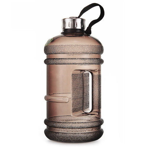 2.2L Large Capacity Water Bottles Outdoor Sports Gym Half Gallon Fitness Training Camping Running Workout Water Bottle - MoonPitch